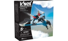 Самолет Стелс (60 деталей), набор для конструирования, K`nex, 17008