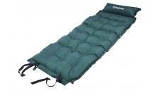 Самонадувающийся коврик KingCamp Base Camp Comfort (KM3560) Dark green