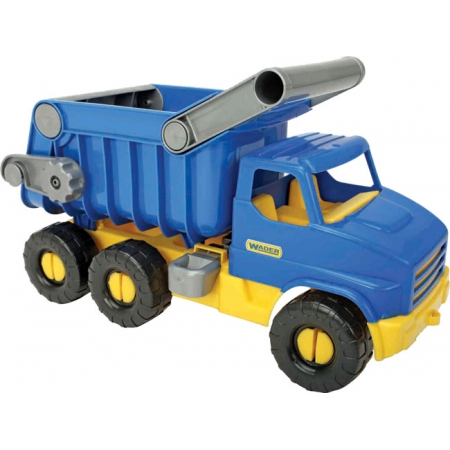 Самосвал (42 см), City Truck, Wader, 39398
