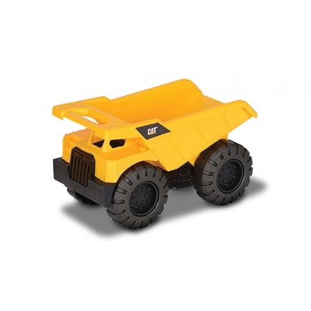 Самосвал CAT. Мини-строительная техника 17 см. Toy-State, 82011