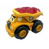 Самосвал Гарри со светом и звуком, инерционная техника САТ для малышей, 16 см, Toy State, 80411