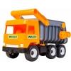 Самосвал Middle Truck City, 38 см, Wader, 39310