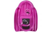 Санки Sled Baby Cruiser, розовые, Stiga, 74-6250-07