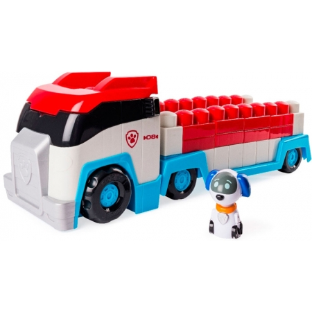 Щенячий патруль Ionix, Транспортировщик для спасательных автомобилей, PAW Patrol, Spin Master, SM16691