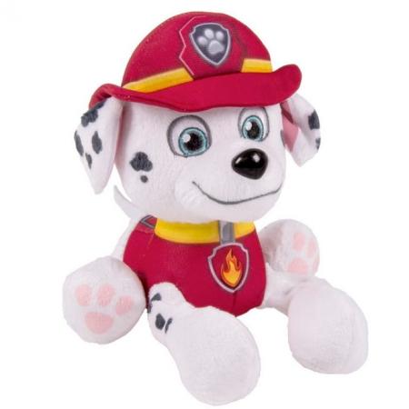 Щенячий патруль: мягкая игрушка Маршалл (20 см), Paw Patrol, Маршалл (красный), SM16604-4