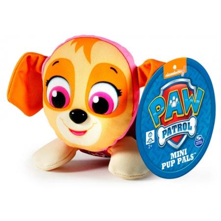 Щенячий патруль: мягкая игрушка Скай (7 см), Paw Patrol, Скай (розовая), SM16635-6