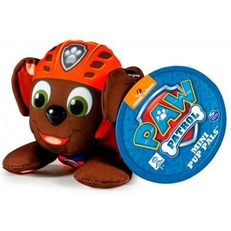 Щенячий патруль: мягкая игрушка Зума (7 см), Paw Patrol, Зума (оранжевый), SM16635-2