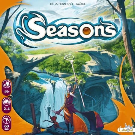 Seasons - Настольная игра