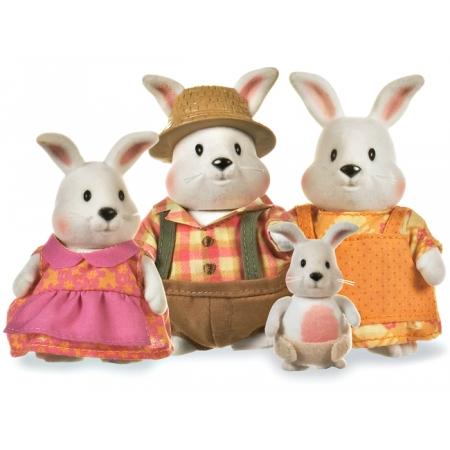 Семья Кроликов, Li'l Woodzeez, 6006Z