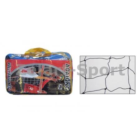 Сетка для волейбола Cobra C-1415 (PP, р-р 10x0,95м, ячейка 10x10см, PVC чехол)