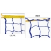 Сетка для волейбола Элит15 UR SO-5271 (PP 3,5мм, р-р 9x0,9м, ячейка 15x15см, шнур натяж.)