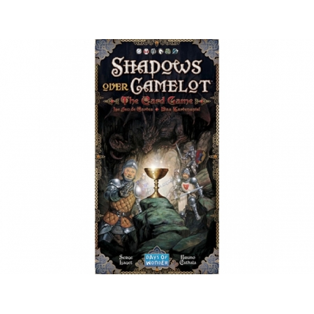 Shadows over Camelot: Card Game - Настольная игра