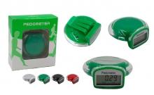 Шагомер электронный с клипсой C-4900 (пластик, 3 в 1 калории, кол-во шагов, расстояние)