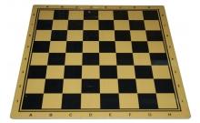 Шахматная доска нескладная, МДФ, 45 x 45 см