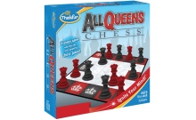 Шахматные королевы - игра-головоломка, ThinkFun All Queens Chess