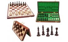 Шахматы CLUB-38 магнитные, 38 см, Gniadek 1049
