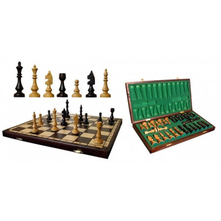 Шахматы CLUB-44, 44 см, Gniadek 1050 Gniadek