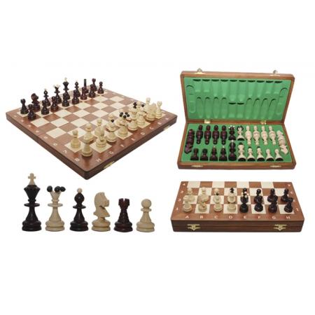 Шахматы GALICJA Intarsia, 35 см, Gniadek 11403