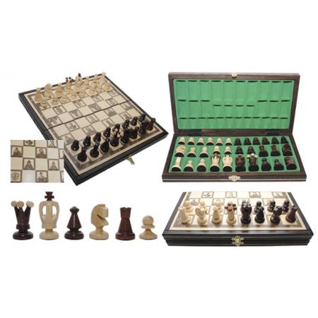 Шахматы История России, 35 см, Madon 313416 Madon