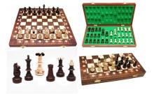 Шахматы JUNIOR, 40 см, Gniadek 1009