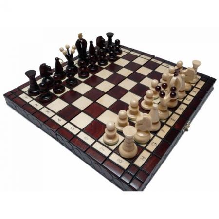 Шахматы Королевские, малые, С-113 Madon