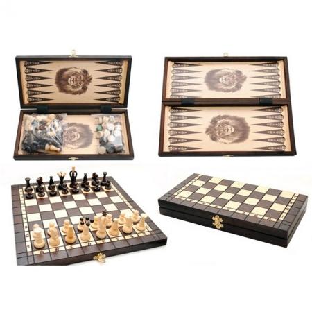 Шахматы малые и Нарды, C-180 Madon