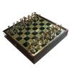 """Шахматы Manopoulos """"Греческая мифология"""", синие 34х34см (SK5BLU)"""