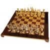 "Шахматы Manopoulos ""Греко-римские"", красные 44х44см (S11RED)"
