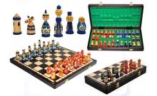 Шахматы Matreshki, 40 см, Madon 3137
