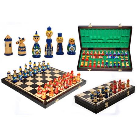 Шахматы Matreshki, 40 см, Madon 3137 Madon