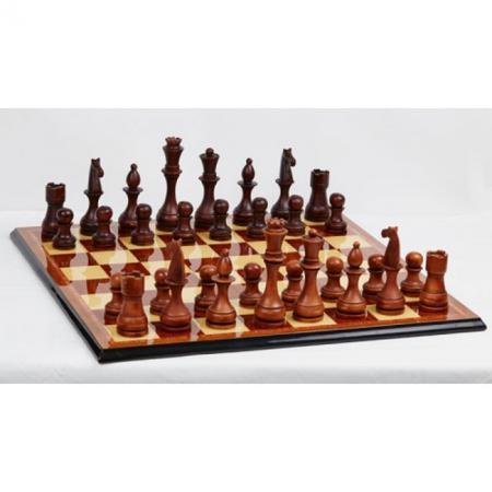 Шахматы Nigri Scacchi Классика, 60 x 60 см (полистоун, дерево) | S09+DA75G