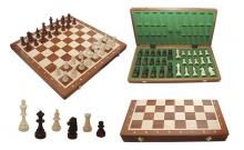 Шахматы Турнирные №6 Intarsia, 54 см, Madon 3056