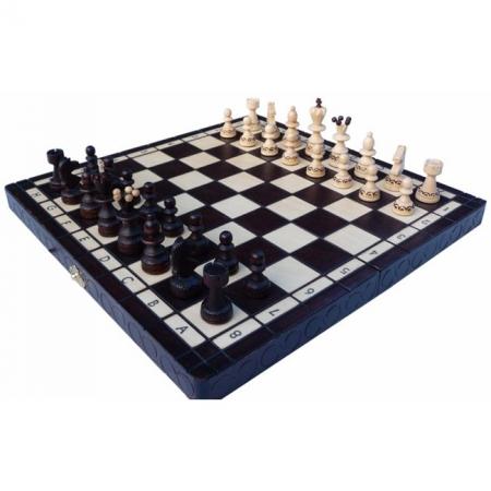 Шахматы Жемчужина, малые с вкладкой, 35 см, 313401