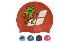Шапочка для плавания детская ARENA AR-91233-20 MULTI JR CAP 06 ASS (силикон, цвета в ассортименте)