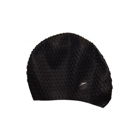 Шапочка для плавания на длинные волосы SPEEDO 8709296817 BUBBLE (силикон, цвета в ассортименте)