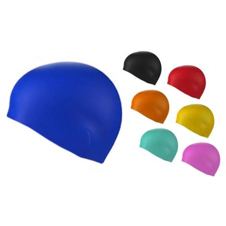 Шапочка для плавания SOFT LATEX PL-4530 (латекс, цвета в ассортименте)