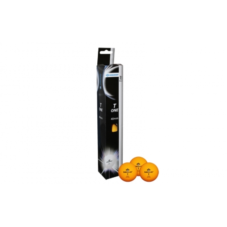 Шарики для настольного тенниса (6шт) DONIC MT-618198 (пластик, d-40мм, оранжевые)