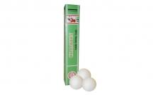 Шарики для настольного тенниса (6шт) MT-2723 CHAMPION (пластик, d-40мм, белые)