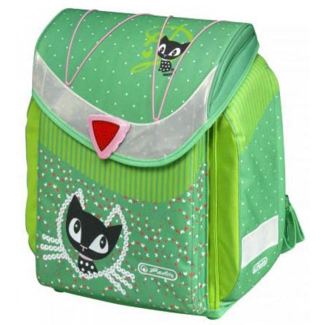 82977662587d 🎲Школьный ранец Flexi Deluxe Green, Herlitz 11161676 - Купить в ...