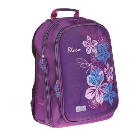 Школьный ранец раскладной ZiBi Koffer BLOOM (ZB15.0005BL)