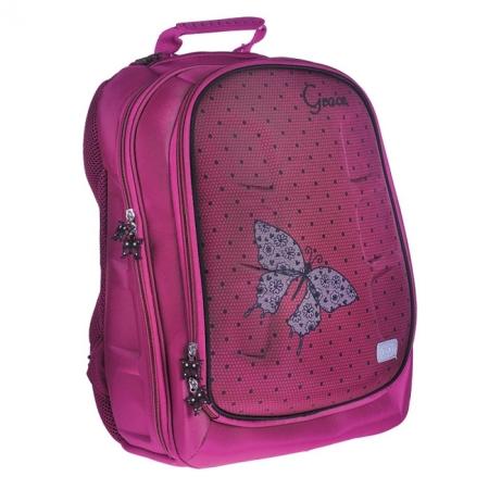 Школьный ранец раскладной ZiBi Koffer GRACE (ZB15.0006GR)