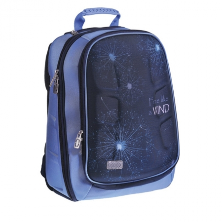Школьный ранец раскладной ZiBi Koffer WIND (ZB15.0009WN)