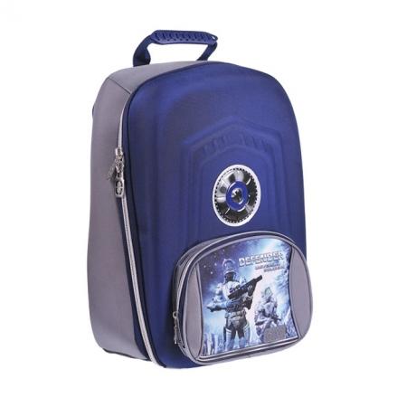 Школьный ранец раскладной ZiBi Shell DEFENDER (ZB15.0003DF)