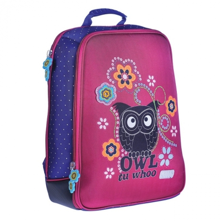 Школьный ранец раскладной ZiBi Shell OWL (ZB15.0001OW)
