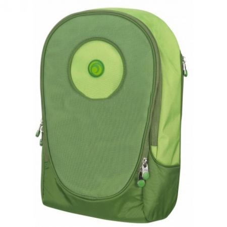 Школьный рюкзак Youngsters зеленый, Herlitz 11156551