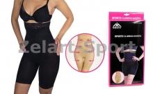 Шорты утягивающие (корректирующие) Slimming shorts ST-9162A-BK(S-M) (р-р S-M, черный)