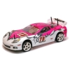 Шоссейная модель Himoto NASCADA Brushed с электродвигателем (розовый), HIM-HI5101p