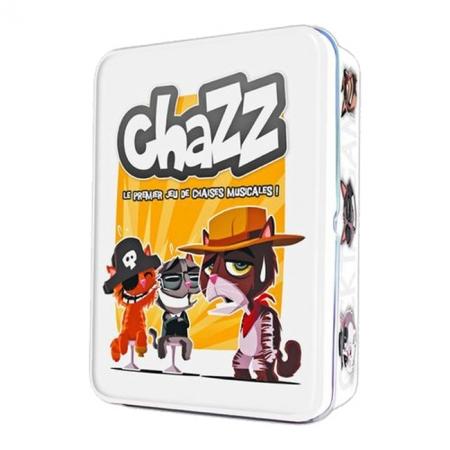 Шустрые коты (Chazz) - Настольная игра
