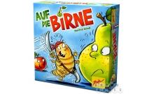 Шустрый садовник (Auf die Birne) - Настольная развивающая игра