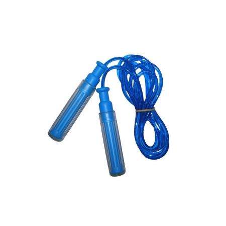Скакалка с PVC жгутом PS CL-435 (l-2,7м, d-5мм, цвета в ассортименте)